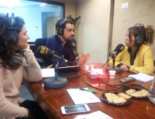 Paula Folch en Ràdio Kanal Barcelona