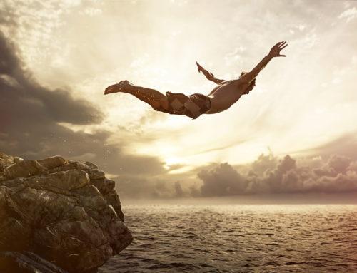 Resistiéndote al cambio te resistes a la vida