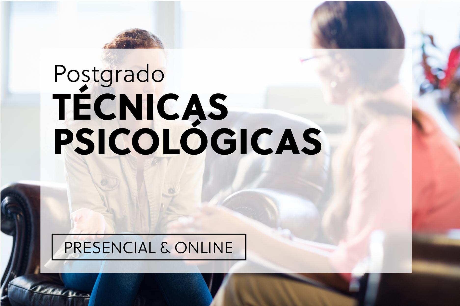 Postgrado en Intervención Integral en Psicoterapia